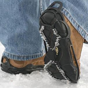 WinterTrax - уникальное устройство против скольжения обуви