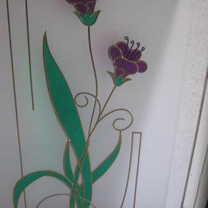 Декорирование стекла и зеркал