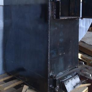 Твердотопливный котел 150 м2