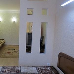 посуточно 1 комнатная с евро ремонтом