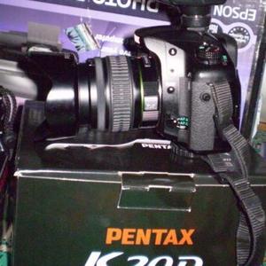 Продам Pentax K20D + 18-55