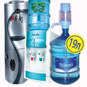 Вода в 19л бутылках с доставкой домой и в офисы по г. Сумы