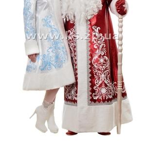 Костюмы Деда Мороза и костюмы Снегурочки