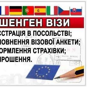Визовая поддержка Польша.