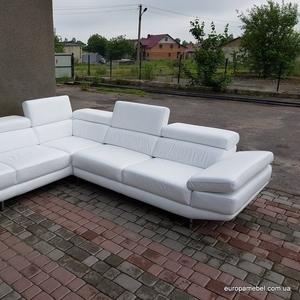Оптовая и розничная продажа кожаной мягкой Б/У мебели из Европы (Герма