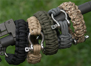 Продам браслеты выживания из Паракорда (Paracord-550). Плетем под зака